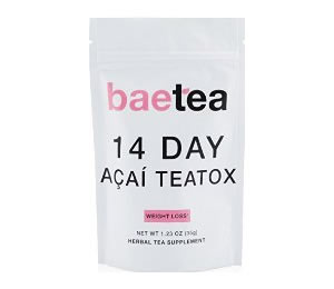 14 Day Weight Loss Teatox by Beatea - Camilestea