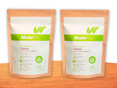 28 Day Detox by Matefit - Camilestea